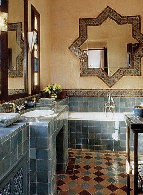 515 best moroccan bathroom images on Pinterest   Moroccan bathroom ...