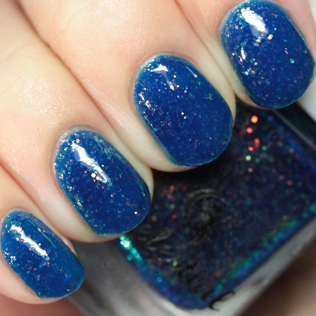 The Polished Hippy: Celestial Cosmetics March 2017 Mesmerised