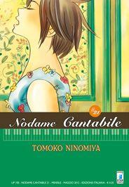 Nodame Cantabile Vol. 21