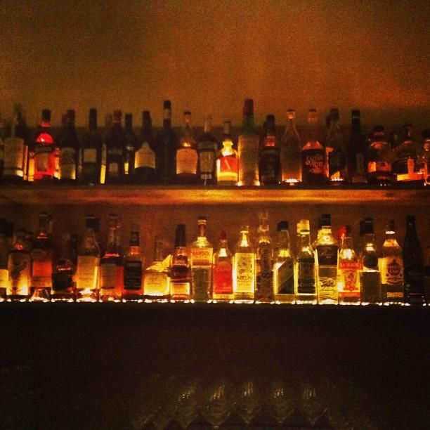 Ruby - A great cocktail bar to spend an evening at #Copenhagen