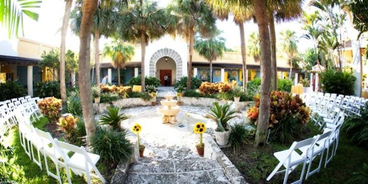 Bonnet House Museum & Gardens Weddings - Price out and compare wedding costs for wedding ceremony and reception venues in Fort Lauderdale, FL