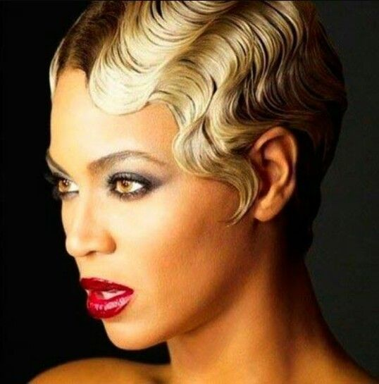 Finger Waves Wedding Hairstyle: Finger Waves Are Making A Come Back!