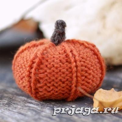 Тыква - украшения на Хэллоуин своими руками