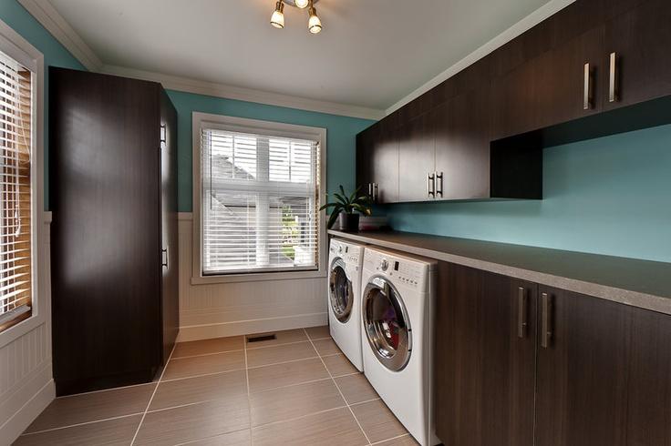 Salle de lavage polyester