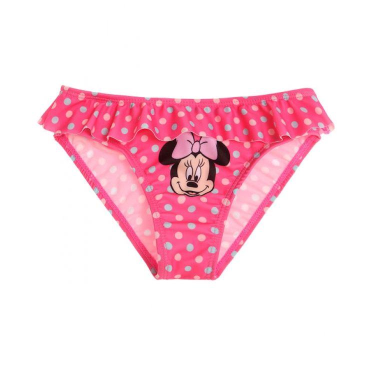 Slip de baie Disney Minnie roz