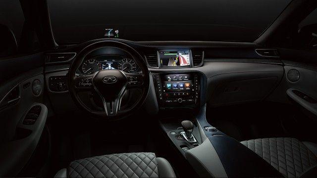 2019 Infiniti Qx50 Interior Front Seating Infiniti Infiniti Usa Luxury Crossovers