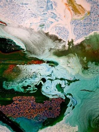 Lidia Shaddow © Japanese landscape. Digital print. Dimension varies.