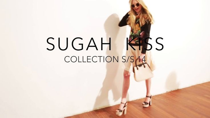 Fullah Sugah SS 14   SUGAH KISS  Photography & Videography: George Katsanakis (10AM) Styling & Art Direction: Stavros Dal. Make Up & Hair: Hara Papanikolaou (10AM) Models: Kat (Dmodelagency) & Monika (Ace)r: Hara Papanikolaou (10AM) Models: Kat (Dmodelagency) & Monika (Ace)