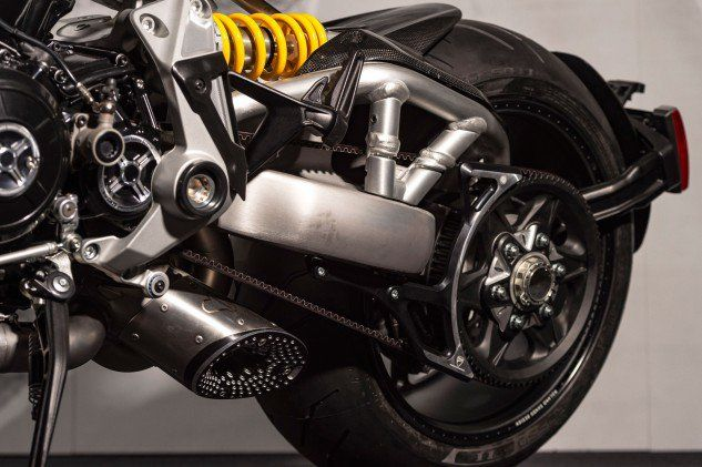 #birmingham 2016-2017 Ducati XDiavel Recalled for Loose Final Drive Pulley Nut  Ducati is recalling the 2016-2017 XDiavel because the final drive pulley retaining nut may not have been sufficiently tightened. At the same time, a separate problem may be causing side stands to fail, though no official recall has yet been called for ... http://blog.motorcycle.com/2016/10/07/motorcycle-news/2016-2017-ducati-xdiavel-recalled-loose-final-drive-pulley-nut/
