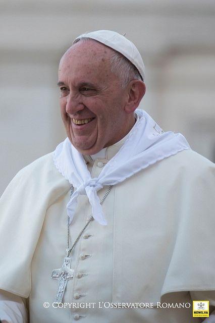 Pape François - Pope Francis - Papa Francesco - Papa Francisco - 04-08-2015 Pope meets with altar servers in St Peter's Square-Encuentro internacional de monaguillos y acólitos   par news.va