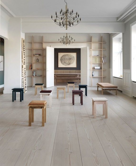 Furniture from Design Studies by Dinesen Wood