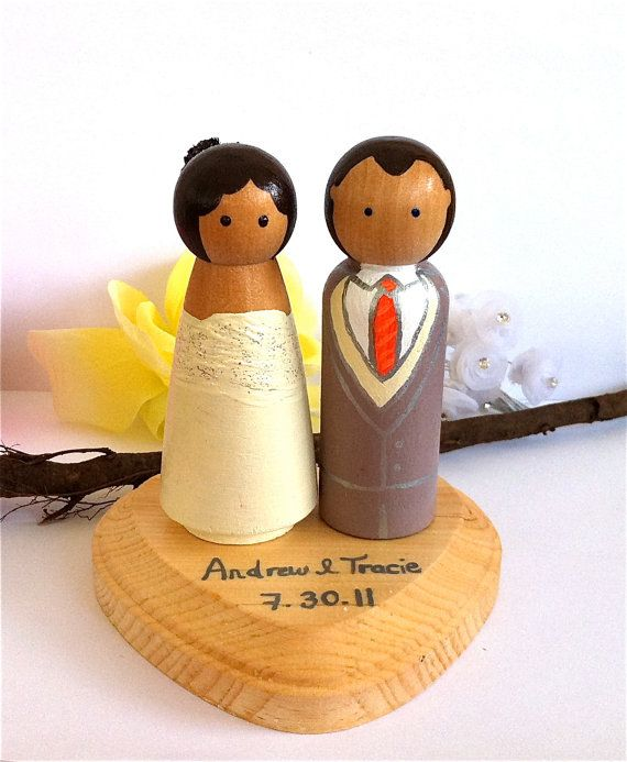 42 best wedding cake love images on pinterest cake wedding diy wedding cake toppers solutioingenieria Image collections