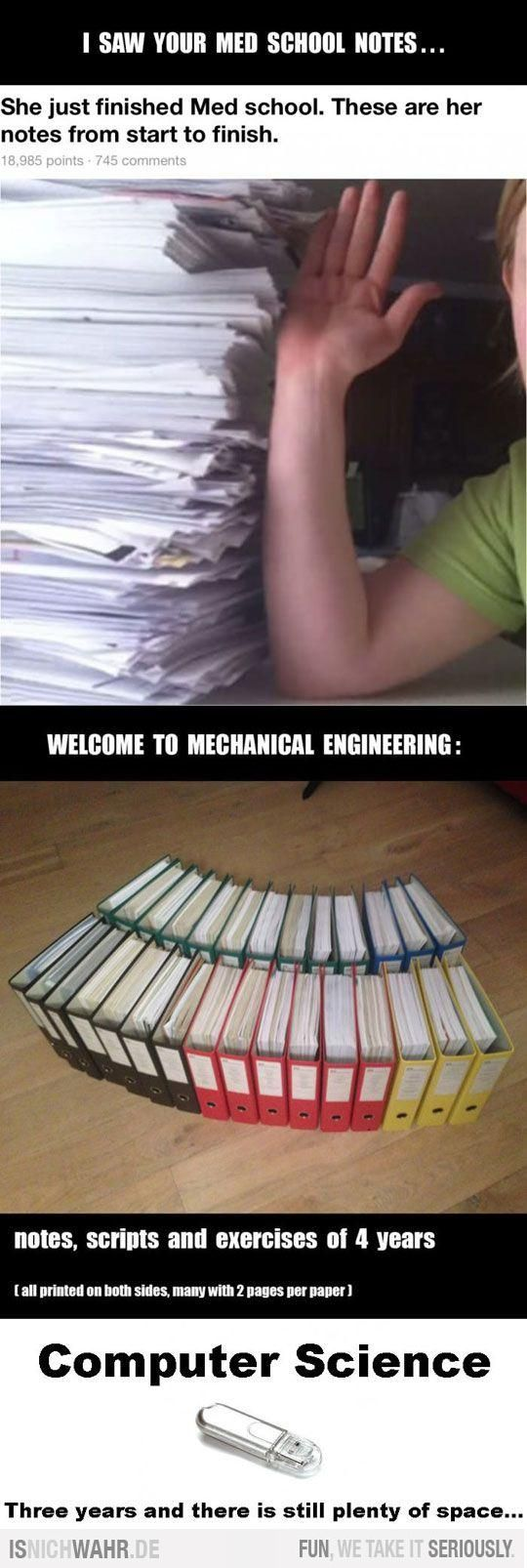 Crying because I'm a mechanical engineering major and this is my future