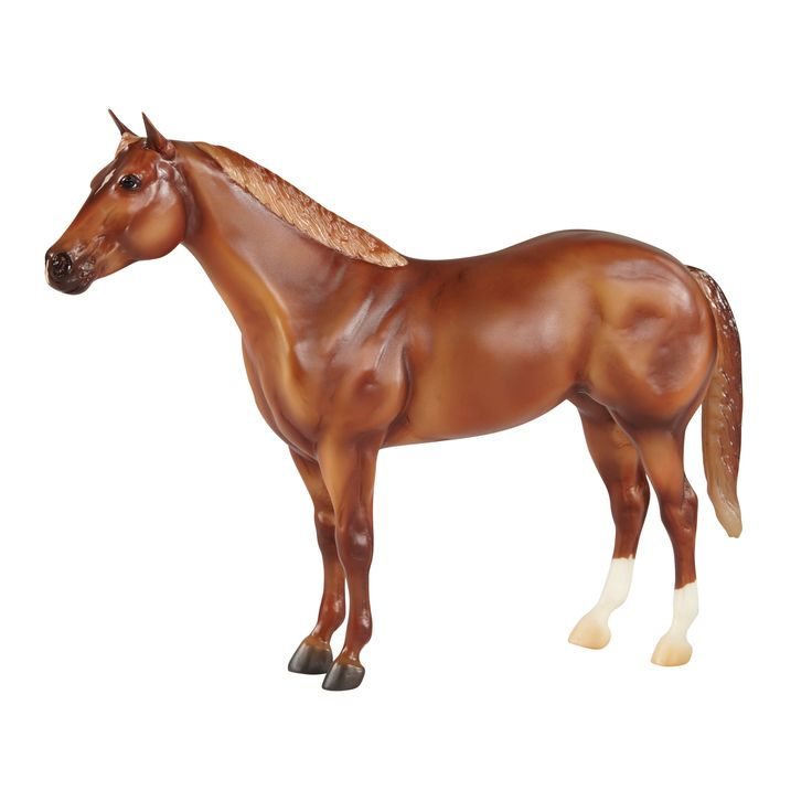 Reeves Breyer Traditional Series American Quarter Horse Association 75Th Anniversary Edition