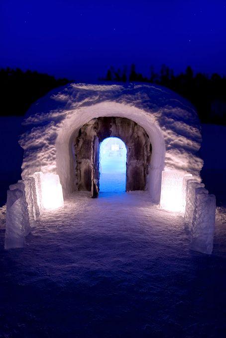 Alta, Norway ice hotel