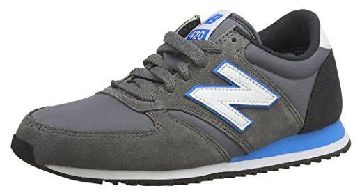 New Balance U420 D Unisex-Erwachsene Sneakers, Grau (nbg Grey/blue), 41.5 - Sneakers für frauen (*Partner-Link)