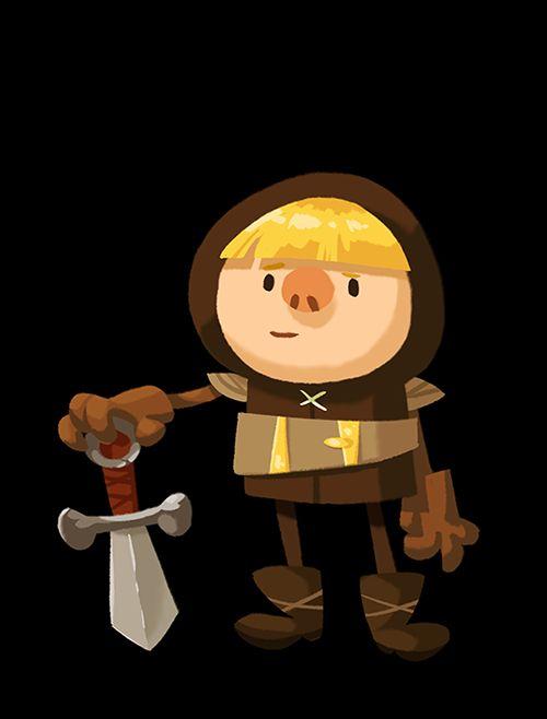 Méryl: Tiny Thief