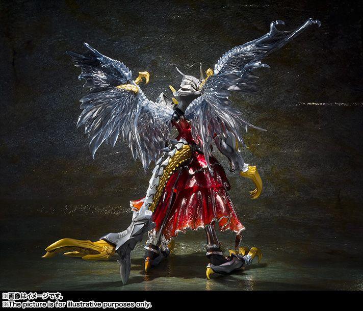 S.I.C. 仮面ライダーウィザード フレイムドラゴン&オールドラゴン 06