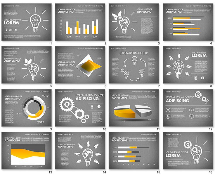project feedback creative slide powerpoint template