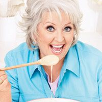 Paula Deen - southern cookin' with a smile