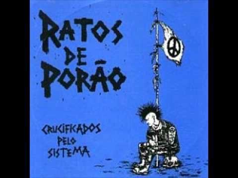 RATOS DE PORAO - Crucificados pelo Sistema (FULL ALBUM) - YouTube