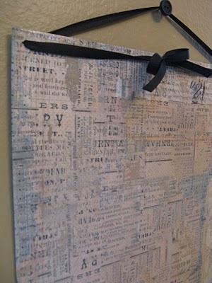 Ballard Designs Magnetic Board Knockoff