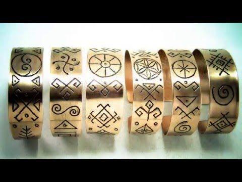 Simboluri sacre romanesti  | How it's Made | Copper art work | Hadarugart - YouTube