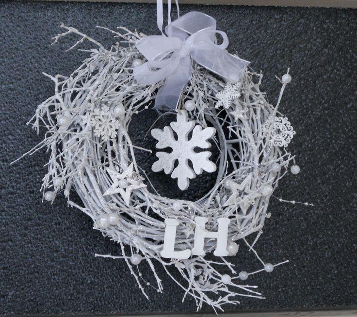 Talvi kranssi Winter wreath