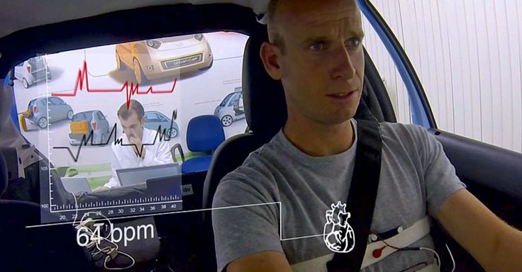 Sensor-Powered Seatbelt Could Save the Lives of Sleepy Drivers! #WearableTechnology
