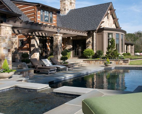Traditional Exterior Design, Pictures, Remodel, Decor and Ideas - page 27