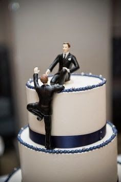 Best Gay Wedding Cake Toppers