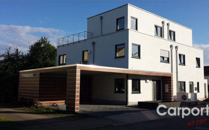 Best 25 garage mit carport ideas on pinterest carport for Bauhaus carport