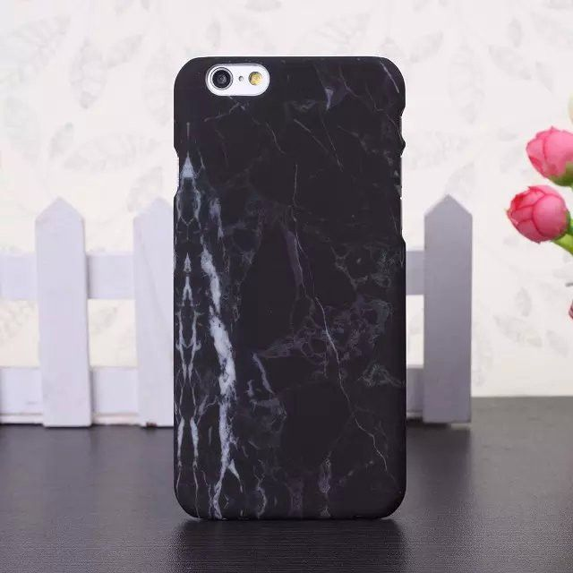 Marble Stone Image Painted Cover Mobile Phone Cases
