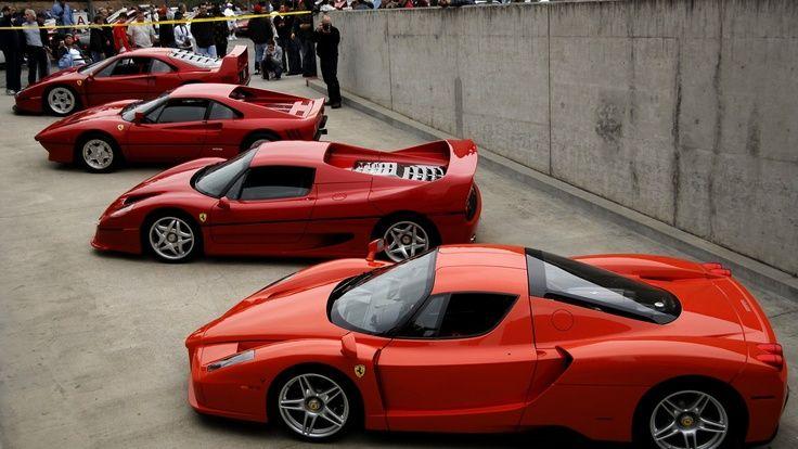 Family Ferrari On Hd Wallpapers From Www Hotszots Eu