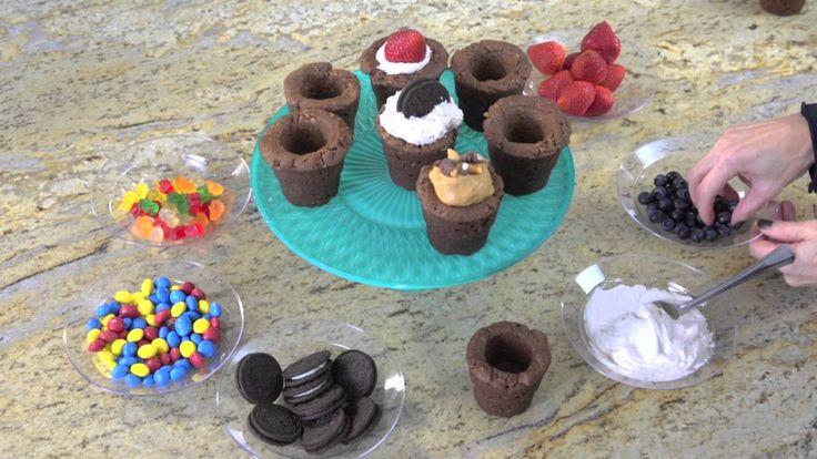 Baker's Advantage Cake Cones