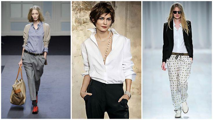 Mannish Style uno stile classicoessenziale e ricercato,maschile e comodo ma estremamente sexy. Lasciatevi ispirare dalle più grandi amanti di questo stile come le dive anni '20 e '30 Greta Garbo e Marlene Dietrich o perché…