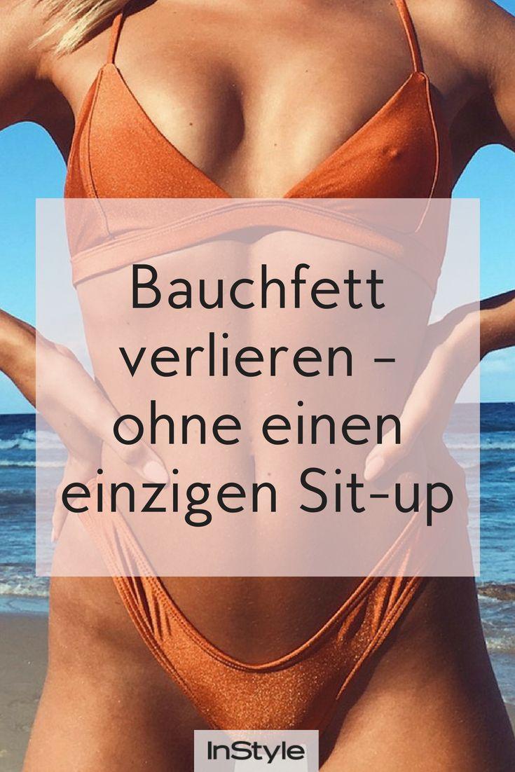 Stomach Vacuum: Abnehmen am Bauch ohne einen einzigen Sit-up – InStyle Germany