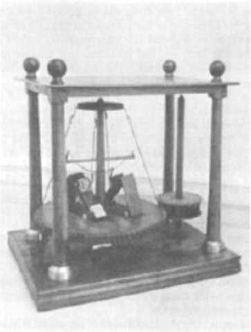 La (no tan) misteriosa historia de la máquina del movimiento perpetuo