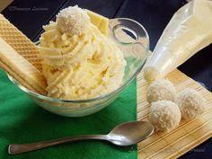 La crema Raffaello è una golosissima crema, semplicissima da realizzare e soprattutto senza cottura.