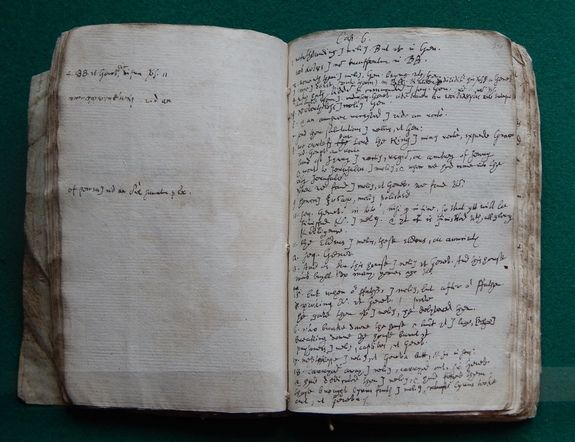 "The King James Bible, the most widely read book in the English language — from which phrases like ""a man after his own heart"" emerged — is as storied as it is elusive. Now, a historian claims to have found the oldest known draft of the Christian text, written in messy script, in an obscure archive at the University of Cambridge. The manuscript was hidden among the papers of Samuel Ward, one of the men commissioned by King James I to translate a new version of the Christian text into English…"
