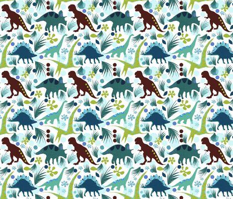 54 Best Fabrics Dinosaur Images On Pinterest Dinosaurs