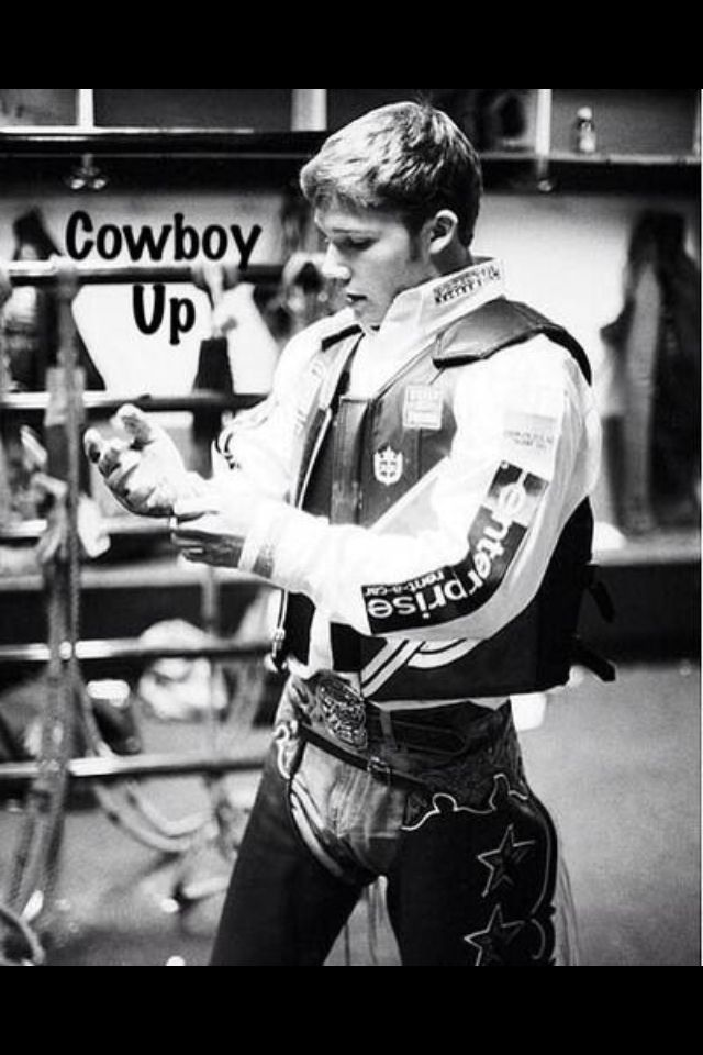 Bull riders are the best.