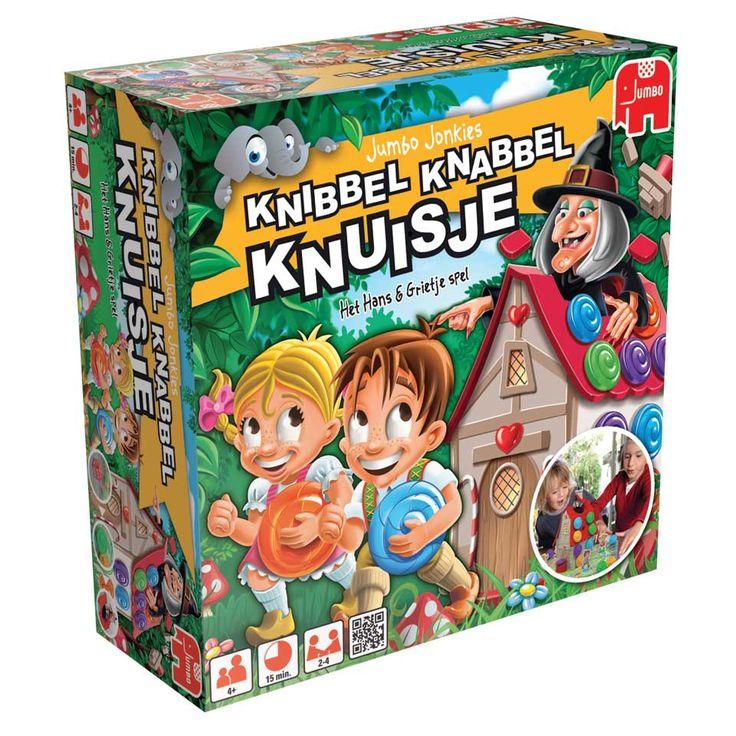 Jumbo Knibbel, knabbel, knuisjes spel