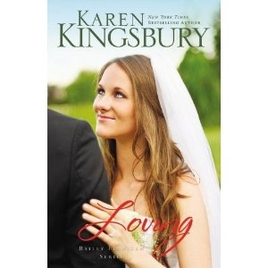 Loving:  The last book in the Bailey Flanigan Series ; I just checked this book out from the library yesterday and I'm already finished with it!