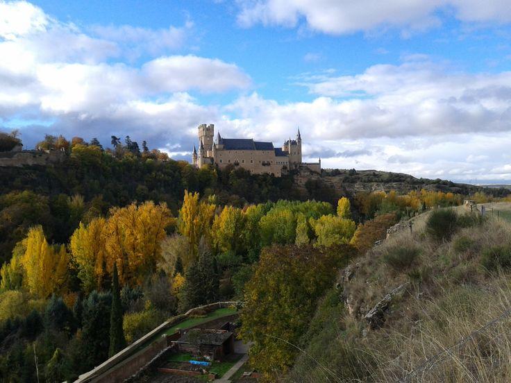 Segovia Alcazar fortress