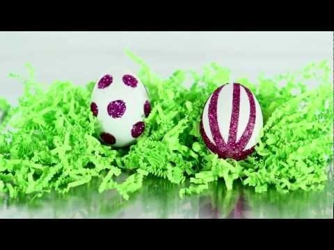 How to Make Glittery Easter Eggs - Parenting.com