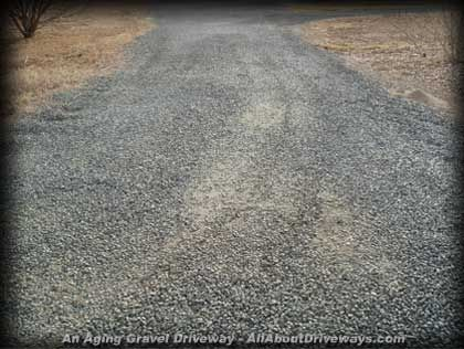 Looking for gravel driveway ideas or considering a new gravel-stone driveway? What are the benefits of gravel driveways vs asphalt, concrete or concrete pavers?