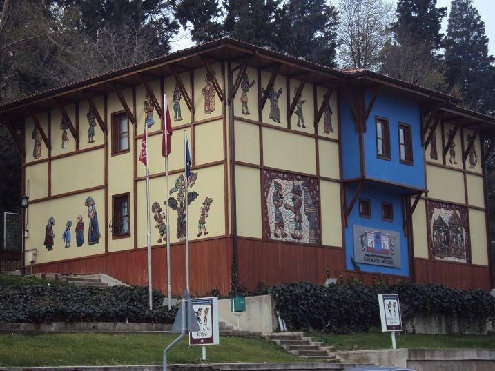 Bursa Karagöz-Hacivat Müzesi - Google'da Ara