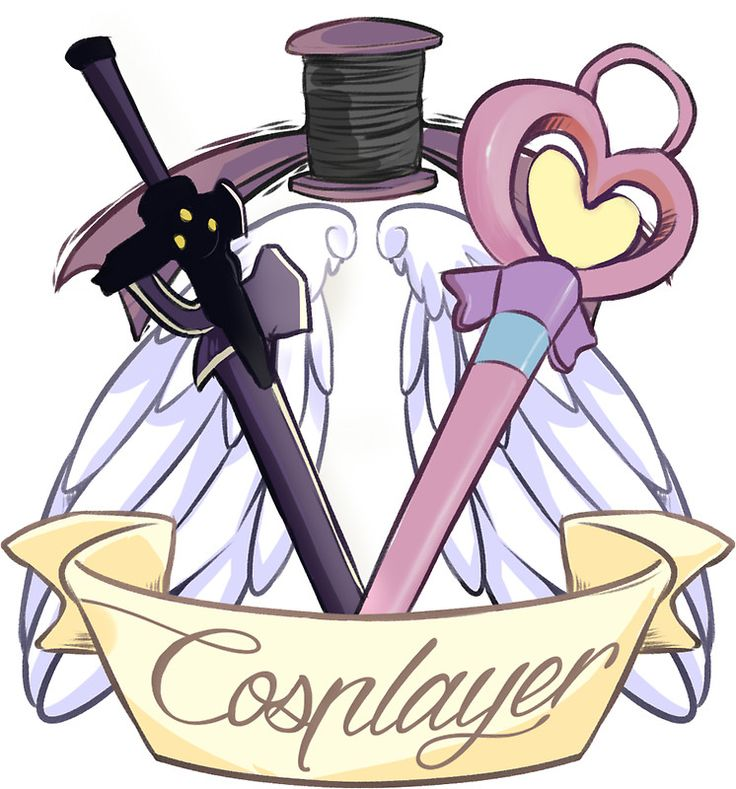 Cosplayer Badge by Hikka