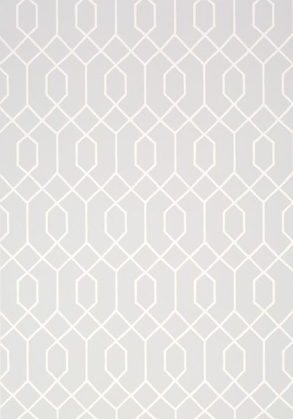 La Farge #wallpaper in #grey from the Graphic Resource collection. #Thibaut